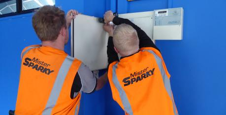 Mister Sparky Christchurch Master Electrician Rewiring Home Wiring Electrical Canterbury